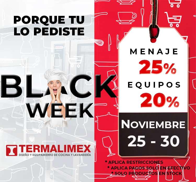 Black week vuelve con los mejores descuentos